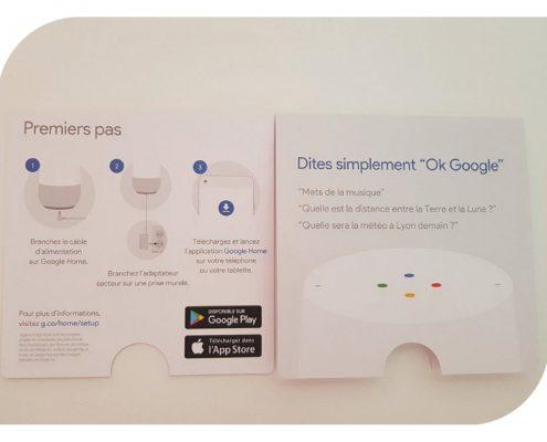 LudoTIC découvre Google Home