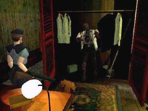 Resident Evil, Capcom 1996
