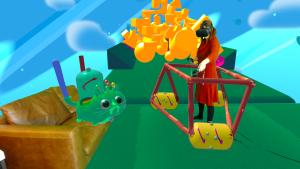 Le jeu vidéo : Fantastic Contraption