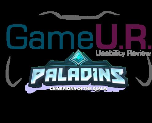 GameUR PALADINS