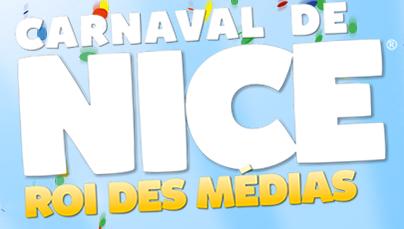 Carnaval de Nice roi des médias