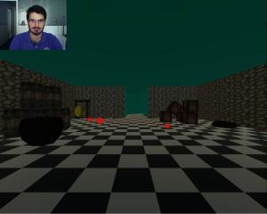 Sans casque de réalité virtuelle